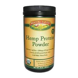 Manitoba Harvest Hemp Protein Powder (1x16 Oz)