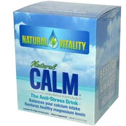 Natural Vitality Calm Regular Flavor Packets (1x30 PKT)