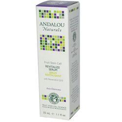 Andalou Naturals Fruit Stem Cell Revitalize Serum (1x1.1 Oz)