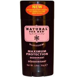 Herban Cowboy Deodorant Blossom (2.8 Oz)