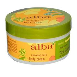 Alba Botanica Coconut Milk Body Cream (1x6.5 Oz)