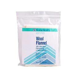 Home Health Wool Flannel Large (1x18X24 IN)