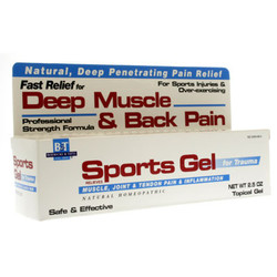 Boericke & Tafel Sports Gel (1x2.5 Oz)