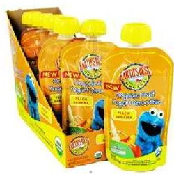 Earth's Best Baby Foods Peach Banana Juice (2x6x4.2 Oz)