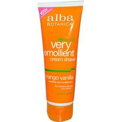 Alba Botanica Mango Vanilla Shave Cream (1x8 Oz)