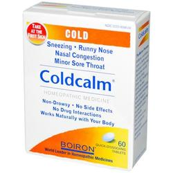 Boiron Coldcalm Cold (1x60 TAB)