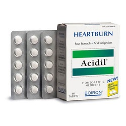 Boiron Acidil Heartburn (1x60 TAB)