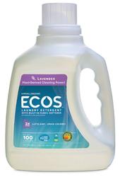 Earth Friendly Ecos Lavender Ultra Liquid Detergent (4x100 Oz)