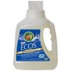 Earth Friendly Ecos Magnolia & Lilies Ultra Liquid Detergent (4x100 Oz)