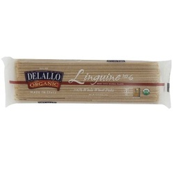 De Lallo Linguine Whole Wheat #6 (16x1 LB)