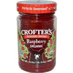 Crofters Raspberry Conserves (6x10 Oz)