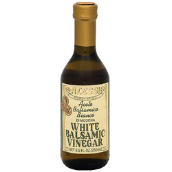 Alessi Vinegar White Balsamic Vinegar (6x8.5 Oz)
