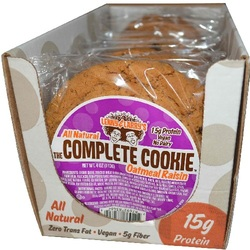 Lenny & Larry's Oatmeal Raisin Cookies (12x4 Oz)