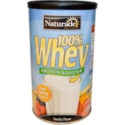 Naturade Vanilla 100% Whey Protein (1x12 Oz)