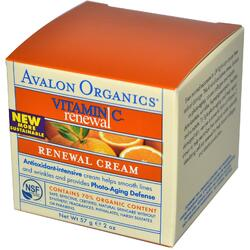 Avalon Vitamin C Renewal Cream (1x2 Oz)