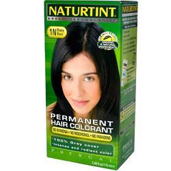 Naturtint 1n Black Ebony Hair Color (1xKit)