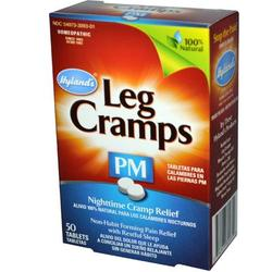 Hyland's Homeopathic PM Leg Cramps (1x50 Tab)