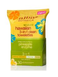 Alba Botanica 3 In 1 Clean Towelette (1x30 ct)