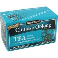 Bigelow Chinese Oolong Tea (6x20 CT)