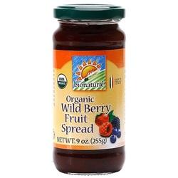 Bionaturae Wild Berry Fruit Spread (12x9 Oz)