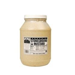 Woodstock Stoneground Mustard (4x1 GAL)