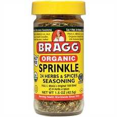 Bragg Organic Sprinkle 24 Herb (12x1.5Oz)