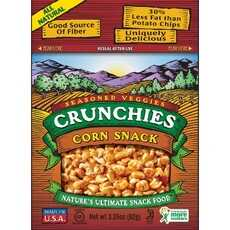 Crunchies Freeze-Dried Snack, Corn Snack (6x3.25Oz)
