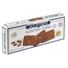 Jules Destrooper Almond Thins (12x3.5Oz)