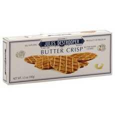 Jules Destrooper Butter Crisps (12x3.5Oz)