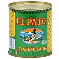 El Pato Salsa Jalapeno (24x7.75Oz)