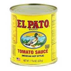 El Pato Tomato Sauce (24x7.75Oz)