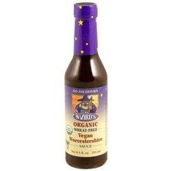 Edward & Sons Worcestershire Sauce Gluten Free & Vegan (12x8.5 Oz)