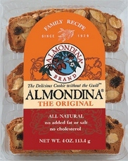 Almondina The Original Cookie (12x4 Oz)