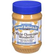 Peanut Butter & Co. White Chocolate Wonderful (6x16Oz)
