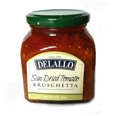 De Lallo Sun Dried Tomato Bruschetta (6x10Oz)