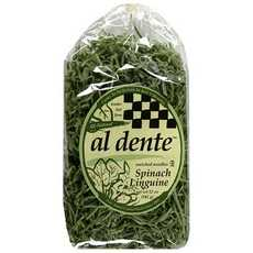 Al Dente Spinach Linguine (6x12 Oz)
