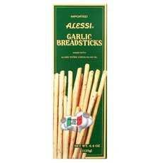 Alessi Garlic Breadsticks (12x4.4Oz)