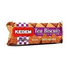 Kedem Tea Biscuits Vanilla (24x4.2 Oz)