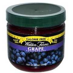 Walden Farms Grape Fruit Spread (6x12 Oz)