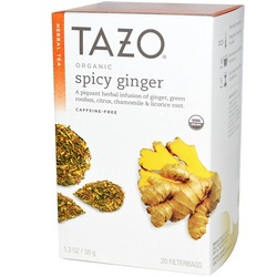 Tazo Og2 Spicy Ginger Tea (6x20BAG)