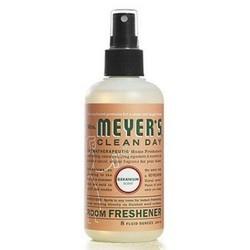 Mrs. Meyer's Clean Day Room Freshener Spray Geranium (6x8 OZ)
