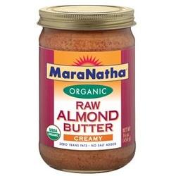 Maranatha Almond Butter No Salt (6x12 OZ)