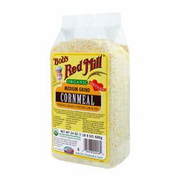 Bob's Red Mill Med Cornmeal (1x25LB )