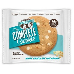 Lenny And Larry's The Complete Cookie White Chocolate Macadamia (12x4 OZ)