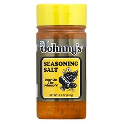 Johnny's Seasoning Salt (6x8.5 OZ)