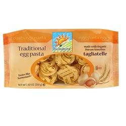 Bionaturae Organic Tagliatelle Egg Pasta (12x8.8 OZ)