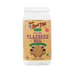 Bob's Red Mill Organic Gluten Free Golden Flaxseed Meal (4x16 OZ)