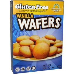 Kinnikinnick Foods Vanilla Wafers (6x6.3 OZ)