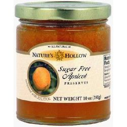 Nature's Hollow Apricot Preserves (6x10 OZ)