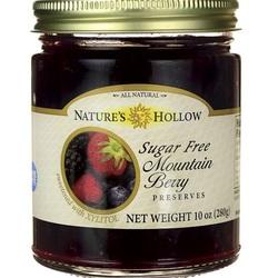 Nature's Hollow Mountain Berry Jam  (6x10 OZ)